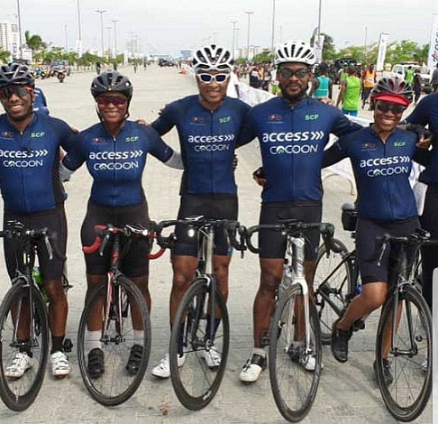 Access Bank Lagos City Marathon is rapidly making its way to a Silver Label Road Race