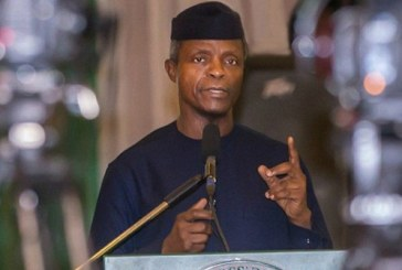 Vote APC Candidates in all Elections, Osinbajo tells Voters
