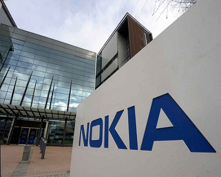 Huawei rival Nokia profits from demand for 5G networks