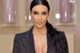 Kim Kardashian Stepped Out in, Like, Nipple Straps Last Night