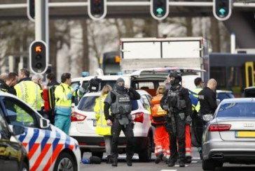One Feared Dead in Dutch Tram Shooting in Possible Terrorist attack: Authorities