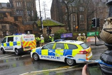 University of Glasgow Buildings Evacuated over Suspect Package