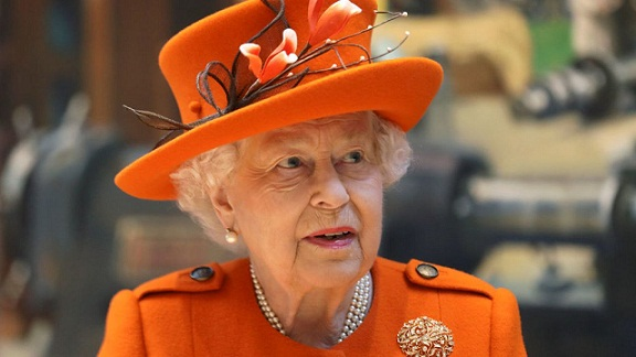 Queen posts on Instagram for the first time at Science Museum Exhibition Launch