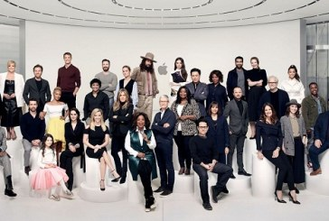 Apple TV +: Oprah, Spielberg and Aniston Announce Streaming service as Credit Card Launched
