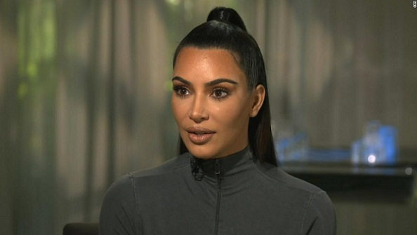 Kim Kardashian West Reveals she is Studying to be a Lawyer
