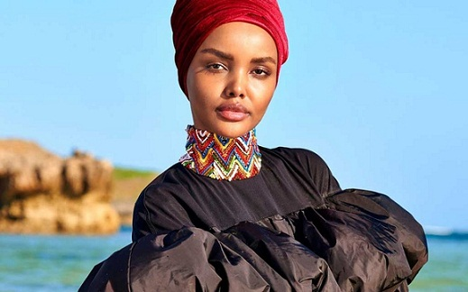 Muslim Model Appears in Sports Illustrated Wearing a Burkini