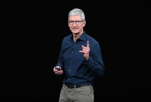 Put Down your iPhone, Apple Chief Tim Cook Suggests