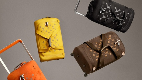 Louis Vuitton's  Luggage Just Got a Cool Makeover