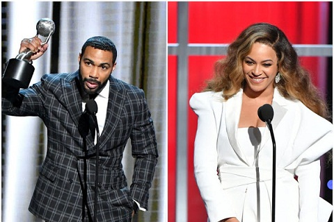 Omari Hardwick Kissed Beyoncé Twice at NAACP Image Awards... and the Beyhive Isn't Happy!