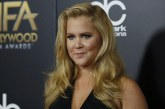 Amy Schumer US comedian give Birth to a Baby Boy