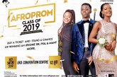 """Top Nigerian Celebrities Gear Up for Nigeria's First ever Prom Concert """"Afroprom""""."""