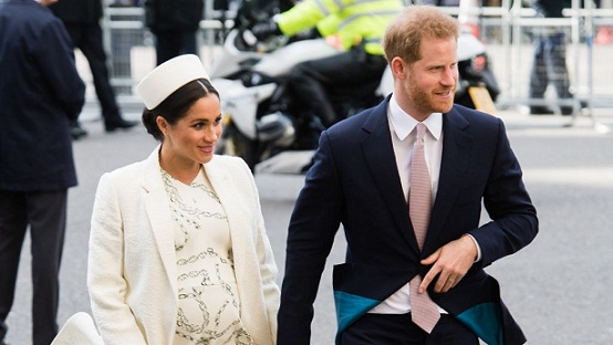 Buckingham Palace Just Gave a Status Update on Meghan Markle and Prince Harry's Baby