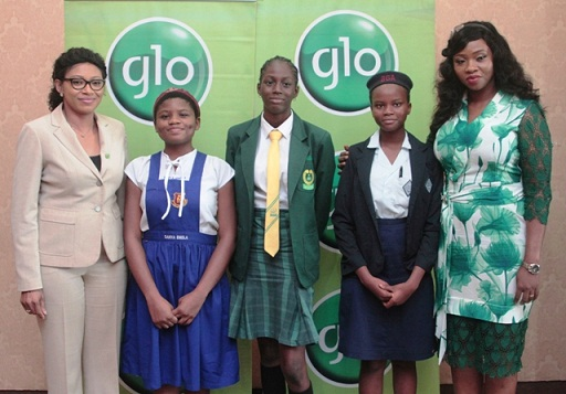 Glo Implores Girls to take up ICT