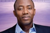 Omoyele Sowore and Eight others got suspended from AAC