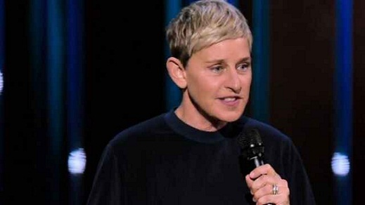 Ellen DeGeneres says She was Sexually Assaulted by Mom's Husband as a Teenager