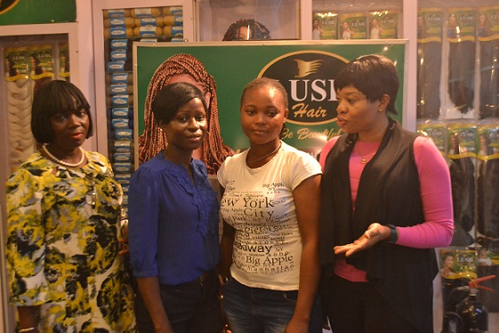 LUSH HAIR PARTNERS LAGOS MINISTRY