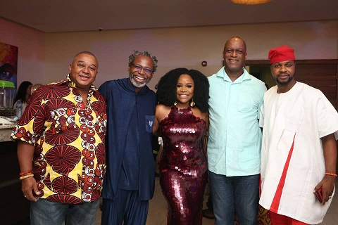Omawumi hosts industry heavyweights as she launches her new LP, 'In Her Feelings'