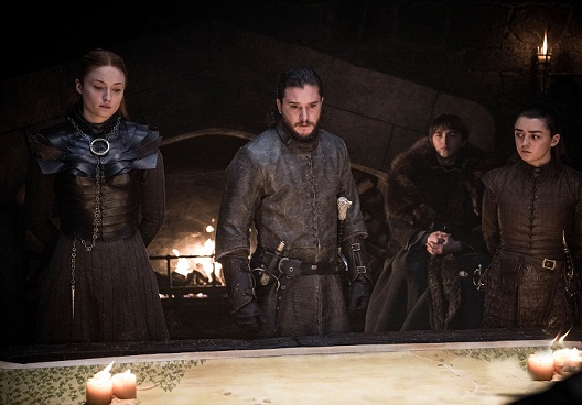 Game of Thrones Caps off its Final Season by Breaking an Emmy Record
