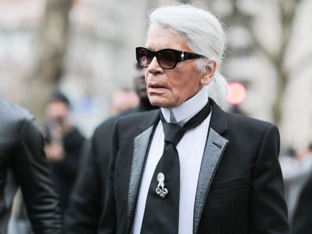 Karl Lagerfeld's Famous Friends Announce The White Shirt Project In Honour Of The Iconic Designer