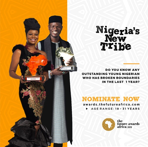 The Future Awards Africa Announces call for Nomination; receives United Nations Endorsement