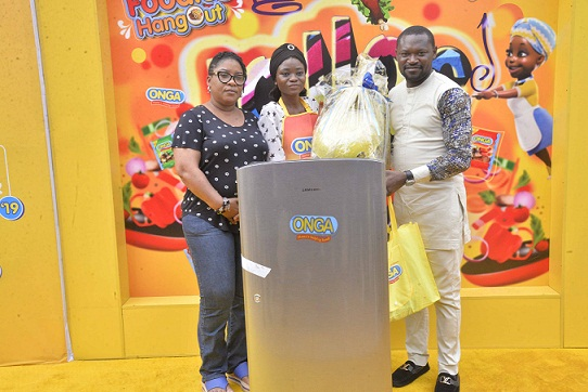 ONGA Hosts Brand Advocates to Pleasurable Moments at the 2019 Onga Foodies Hangout