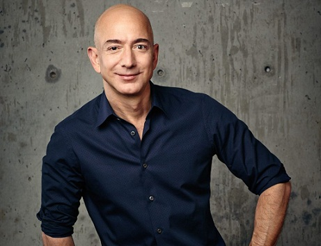 Jeff Bezos Sells $1.8 Billion Worth of Amazon Stock this Week