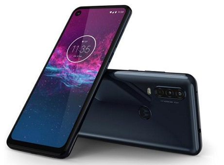 Motorola  made it Official by Unveiling the Motorola One Action.
