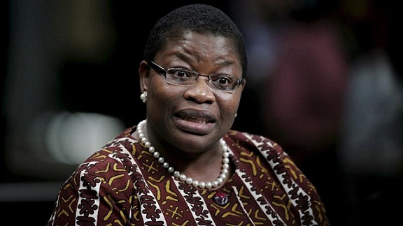 I'm in South Africa to Ensure Govt never again Looks away while our Citizens are Attacked —Ezekwesili