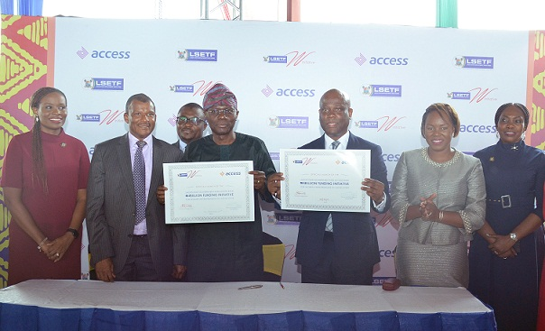 Access Bank Partners Lagos State Government to Launch N10billion Loan Portfolio for Women