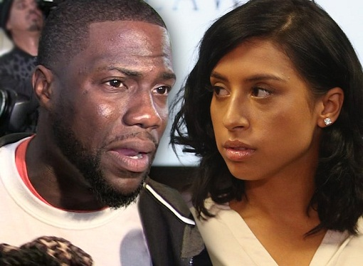 Kevin Hart Sued for $60 Million by Woman at Center of Alleged Sex Extortion Scandal
