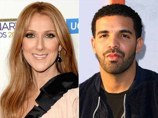 Celine Dion Begs Drake to think Twice about Tattoo of her Face