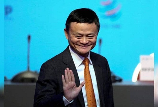 Alibaba's Jack Ma Officially Steps Down as Chairman