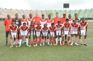 3. Airtel Football Clinic for ARS outstanding players