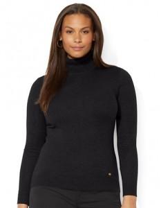 black model with turtleneck-beautyfulmakeover