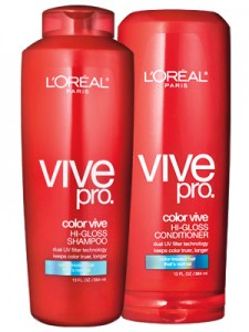 loreal shampoo and conditioner for coloured hair-beautyfulmakeover