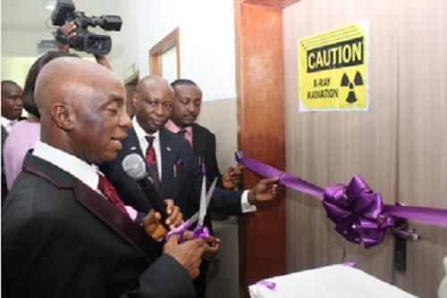 Bishop Oyedepo Commissions Ultramodern Health Equipment & Postgraduate Hostels in CU
