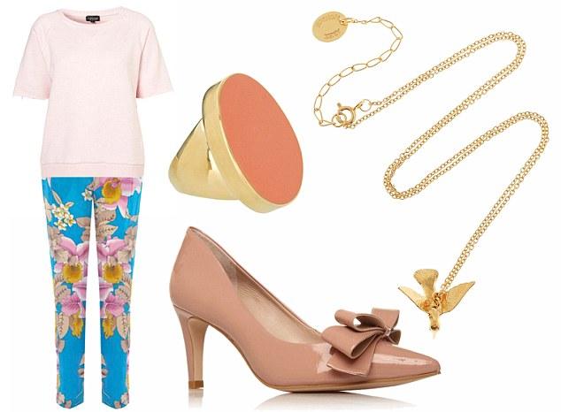 LOOK 2 - tropical wear-acadaextra