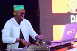 DJ Spinall performing at Guinness #thespecialone in Lagos_1