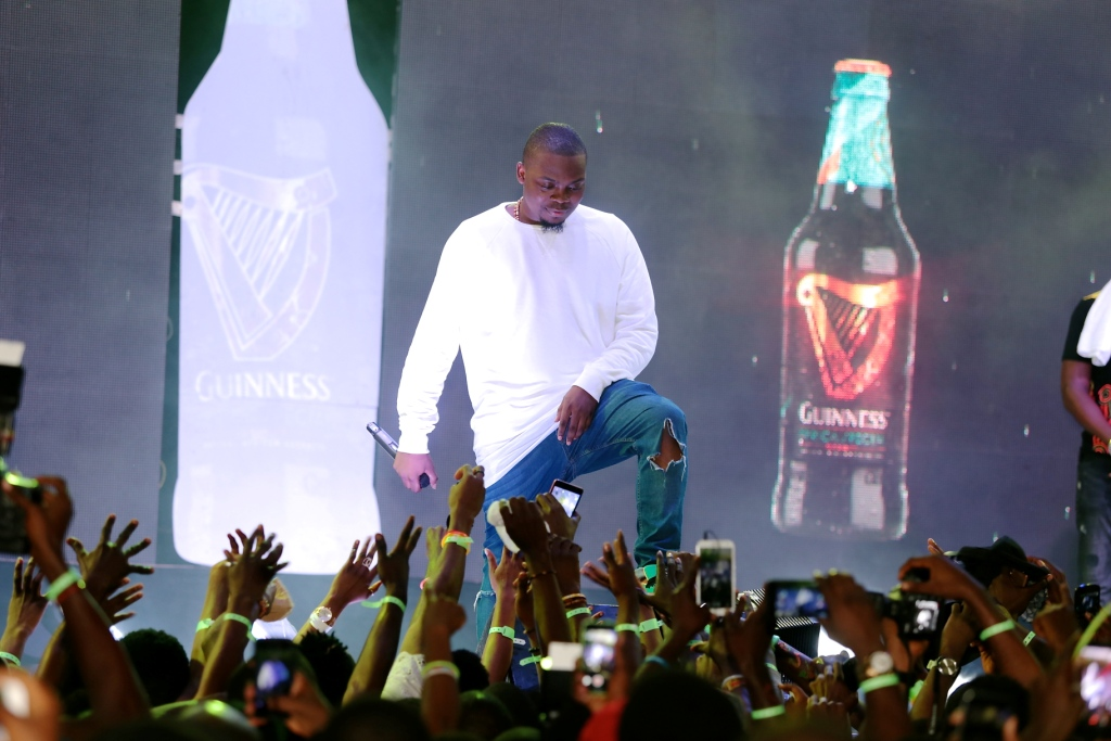 Guinness excites Lagos crowd with latest innovation, Guinness Africa Special