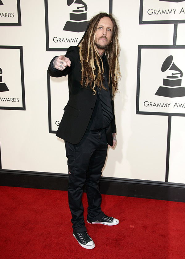 brian-welch-grammys-2016-grammy-awards