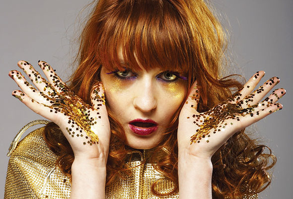 Florence Welch is the new ambassador for Gucci