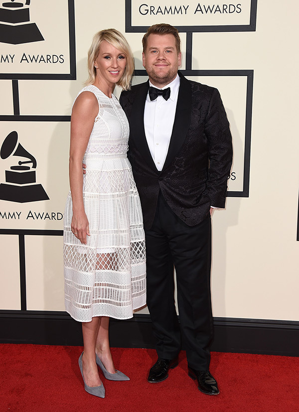 julia-carey-james-corden-2016-grammy-awards-hottest-couple