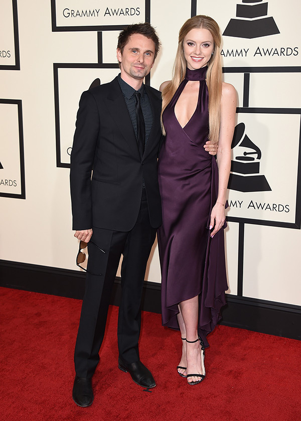 matt-bellamy-elle-evans-2016-grammy-awards-hottest-couple