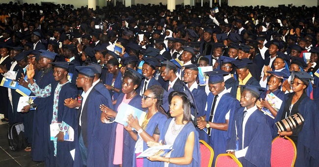 UI Admits 4,800 Students for 2015/2016 Session