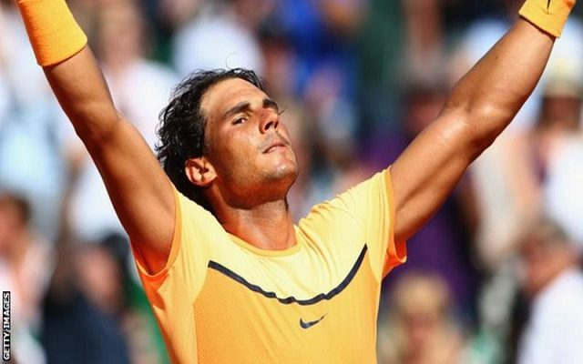 Nadal Downs Murray to set up Monte Carlo Final Against Monfils