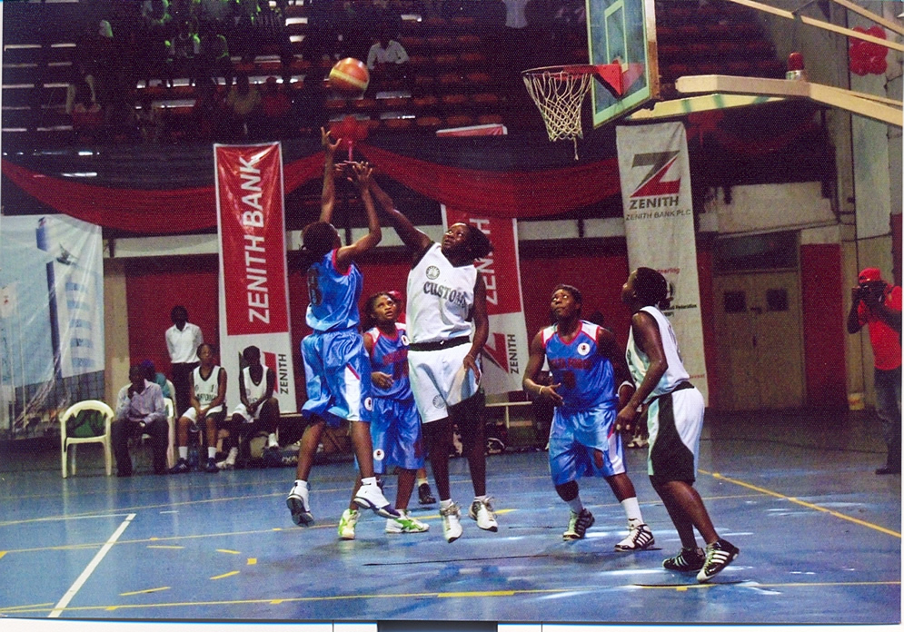 Zenith Bank League :  AHIP beat First Deepwater 56-53