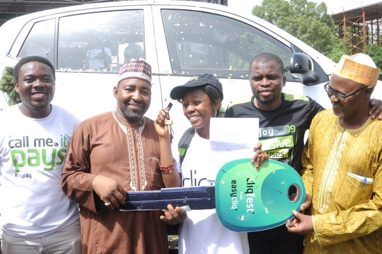 ABU Winner of Etisalat brand new car-Acadaextra