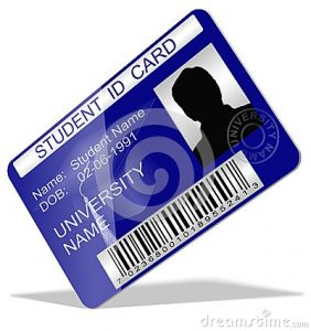 Students card