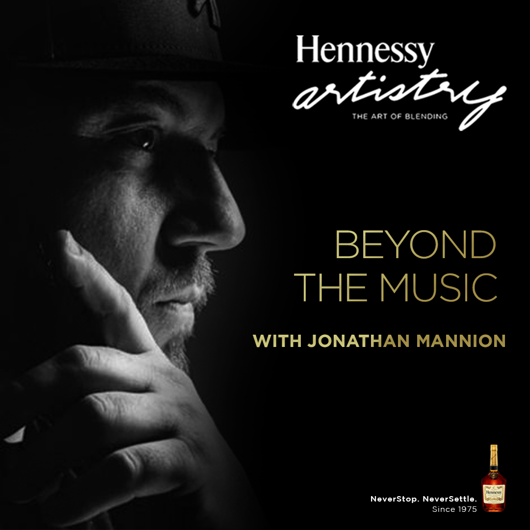 HENNESSY NIGERIA PRESENTS JONATHAN MANNION