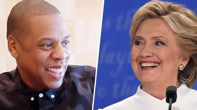 Jay Z Set to Perform At Hillary Clinton Support Concert in Ohio